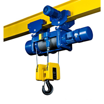 wire rope hoists for crane components